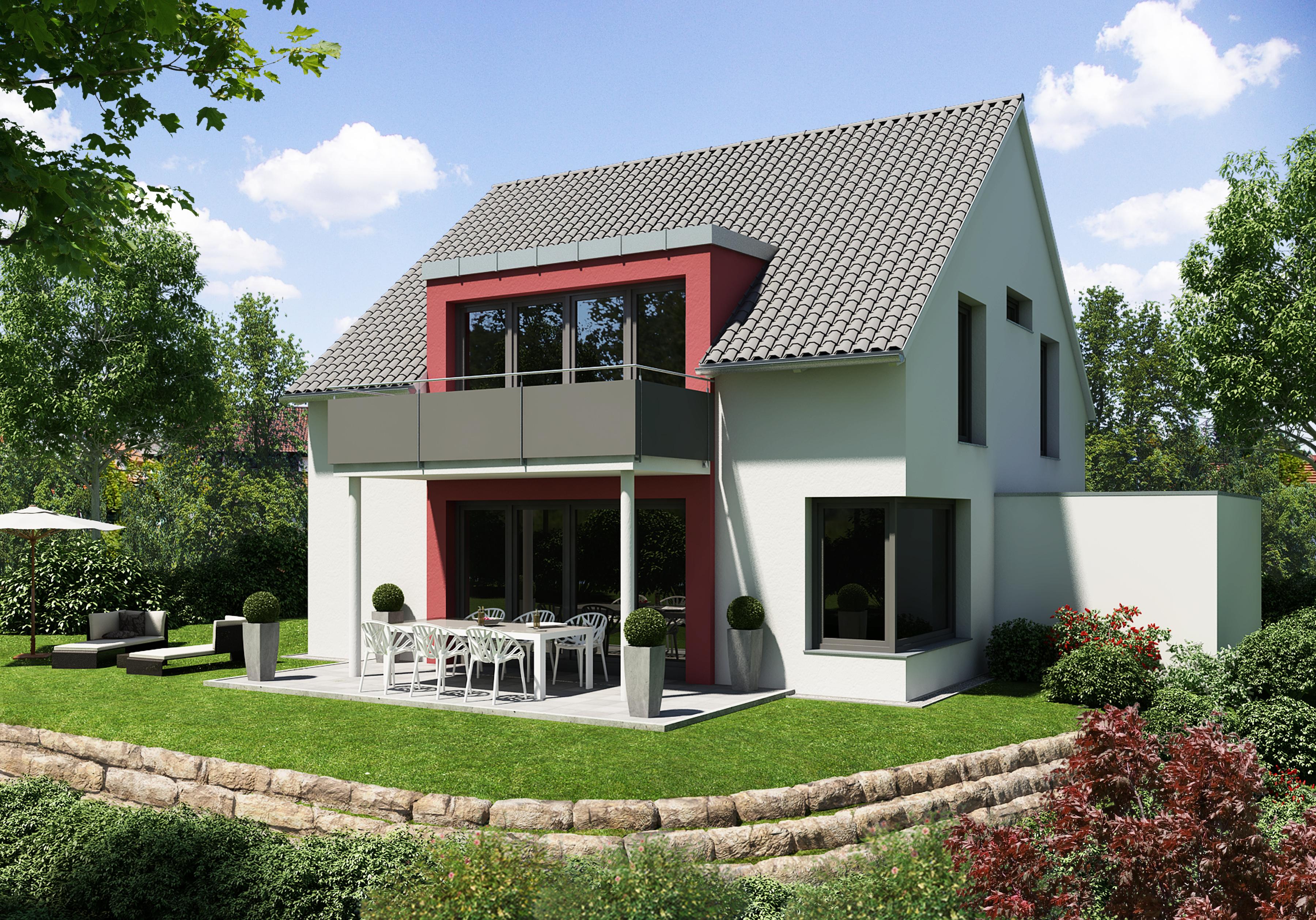Wunderbar Moderne Einfamilienhäuser Das Beste Von Visu_endversion